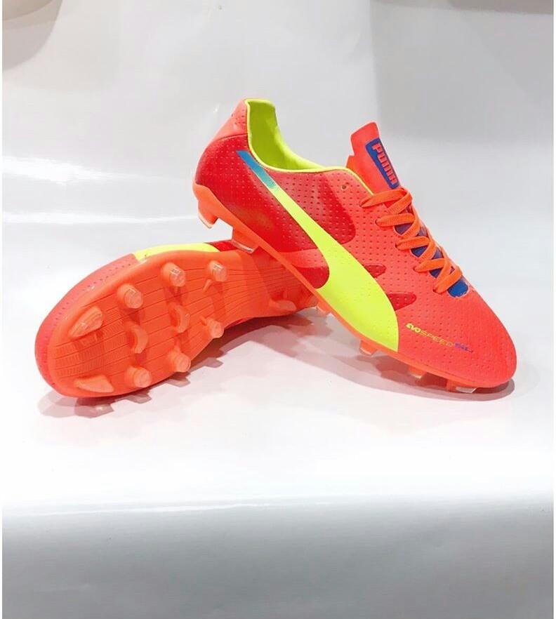 New puma football boot